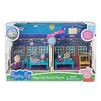 Школа свинки Пеппы, Peppa Pig School Playset, фото 1