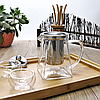 "Стеклянный чайник заварник ""SAVA'L"", фото 5"
