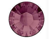 Кристаллы Сваровски клеевые горячей фиксации 2038 Burgundy F (515)(упаковка 1440 шт.)