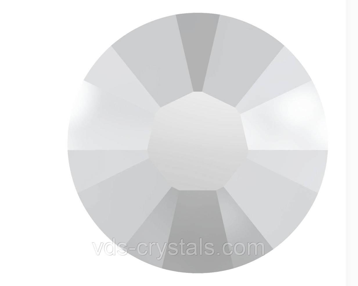 Камни Сваровски клеевые горячей фиксации 2038 Chalkwhite (упаковка 1440 шт.)