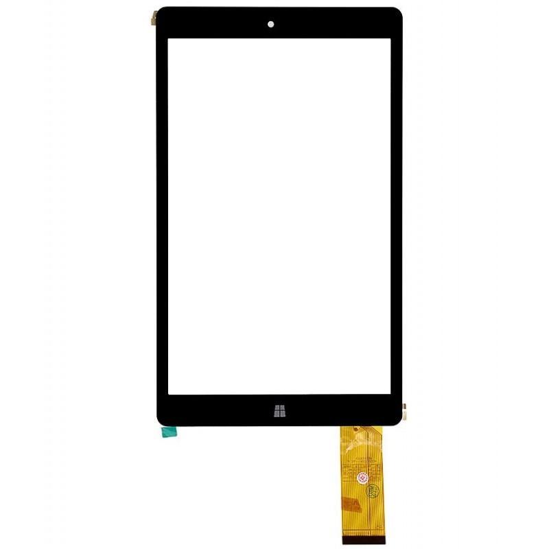 Сенсорный экран (тачскрин) для планшета Bravis (226*132) WXi89 3G тип 3 (HC226133A1-FPC) black