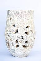 Эксклюзивная резная ваза, 80 см