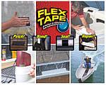 Сверхпрочная скотч-лента Flex Tape, фото 6