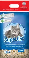 SuperCat СТАНДАРТ - Наполнитель для кошачьего туалета