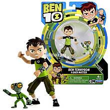 Бен 10 и гуманоид, фигурка 12,5 см, Ben 10 Ben and Grey Matter Basic Figure? Оригинал из США