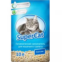 SuperCat СТАНДАРТ - Наполнитель для кошачьего туалета из дерева