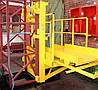 Грузовой подъемник-подъёмники мачтовый-мачтовые секционный  г/п-1500 кг, 1,5 тонны. Высота подъёма, м 85, фото 4