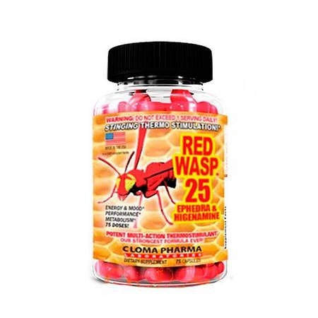 Cloma Pharma Red Wasp 25 75 капс
