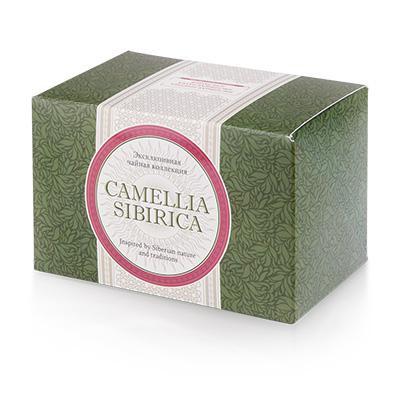 Camellia Sibirica (Камелия сибирика) с саган-дайлей, пирамидки - ЗДОРОВЬЕ — БЕЗ ЛЕКАРСТВ в Киеве