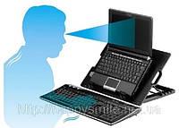 Подставка для охлаждения ноутбуков и нетбуков, ErgoStand LX-928 - охлаждающая подставка под ноутбук