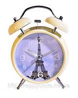 Кварцевые часы - Эйфелева башня, кусочек сказочного Парижа в Вашей спальне