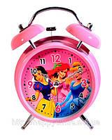 Детские часы с будильником - Disney, забавные сказочные персонажи для детей
