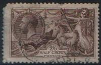 Great Britain 2/6 Half Crown - 1912