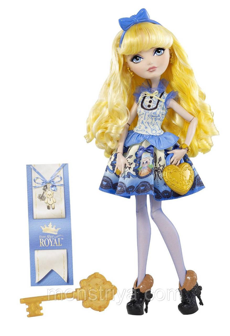 Кукла Блонди Локс базовая (Ever After High Blondie Lockes Fashion Doll - Эвер Афтер Хай Mattel Киев