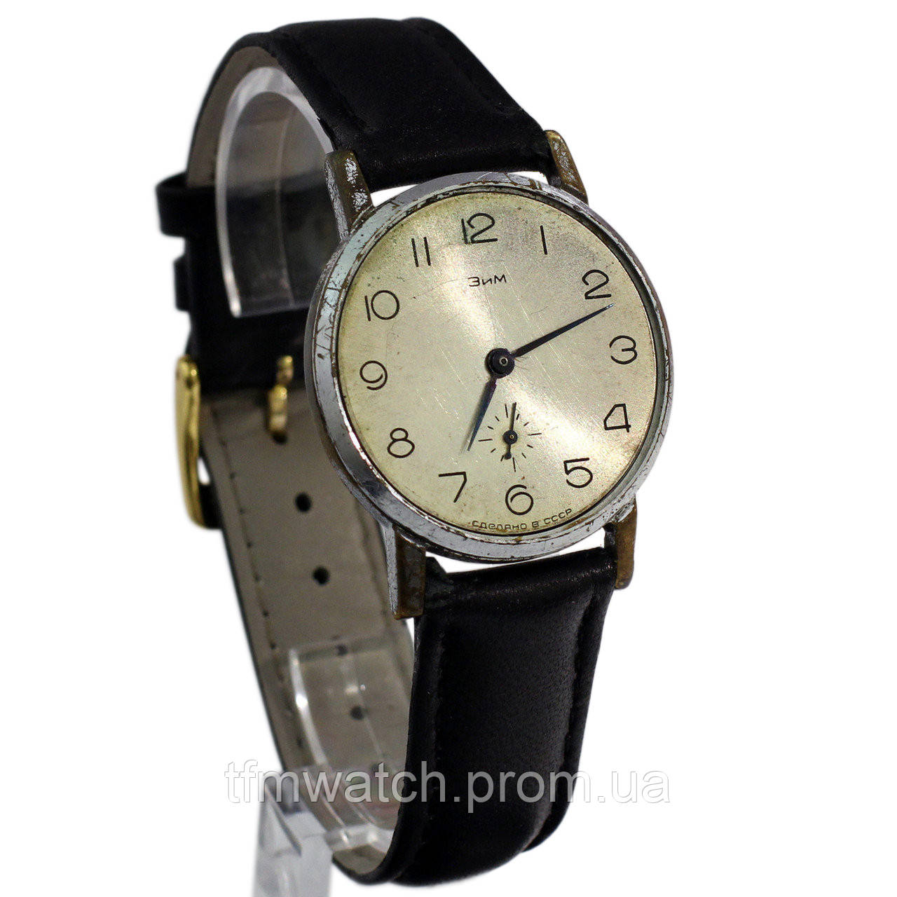 ЗИМ часы наручные СССР, фото 1