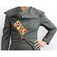 """Набор для вышивки бисером украшения """"Адель (фрагмент)"""", фото 1"""