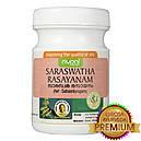 Сарасвата Расаяна (Saraswatha Rasayanam, Nupal Remedies), 100 мл - премиум качество Аюрведа, фото 4