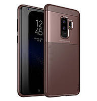 Чехол iPaky TPU+PC Dunjia для Samsung Galaxy S9 Plus Brown