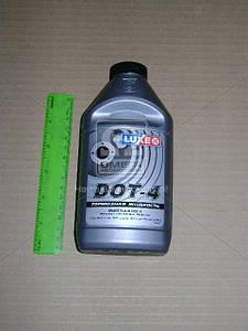 ⭐⭐⭐⭐⭐ Жидкость тормозная DOT4 LUXЕ 438г сереб.кан  650