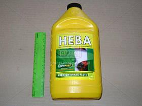 ⭐⭐⭐⭐⭐ Жидкость тормозная Нева-П OIL RIGHT 760г желтый  2685