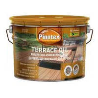 Масло для террасы PINOTEX TERRACE OIL 10л (Пинотекс Терас Оил 10л)