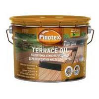 Масло для террасы Pinotex Terrace Oil 10л (Пинотекс Терас Оил)
