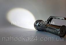 Прожектор светодиодный ручной Police 1818-T6, фото 2