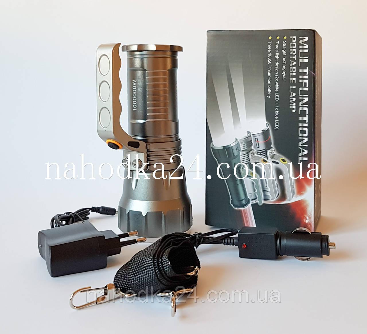 Прожектор светодиодный ручной Police 1818-T6