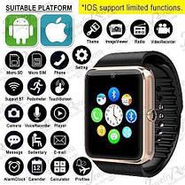 Умные смарт часы Smart Watch GT08 + Power Bank, фото 3