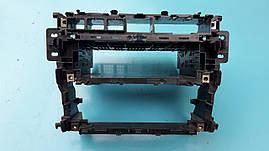 Рамка магнитолы центральной консоли ауди а4 б5 audi a4 b5 8d0858005 рестайлинг