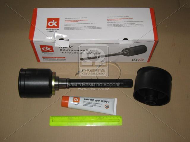Шарнир /граната/ ВАЗ 21230 внутренний правый 24 шлица