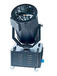 Зенитный прожектор New Light OL-1C SKY SEARCH LIGHT 4kW  в кейсе