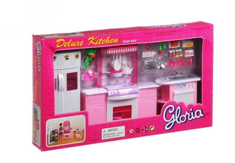 Кухня для кукол Gloria 9986GB
