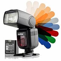 Фотовспышка Godox V860II-C для Canon