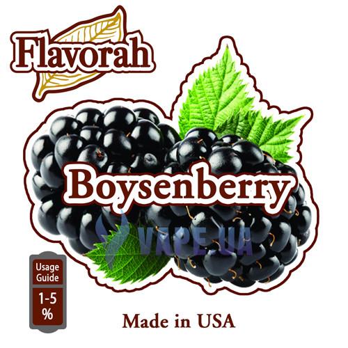 Flavorah - Boysenberry (Бойзенова ягода)