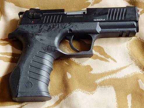Стартовый пистолет Blow TR 92 с дополнительным магазином, фото 2