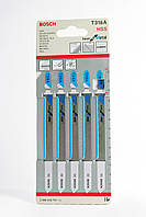 Т318А Пилки Bosch для электролобзика