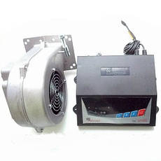 Твердотопливный котел Idmar UKS -17квт (Идмар Укс-17 квт)+блок управления и вентилятор, фото 3