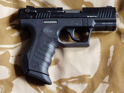 Стартовий пістолет Carrera Arms RS34, фото 2