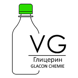 Харчової гліцерин (VG) GLACONCHEMIE, 1000 мл