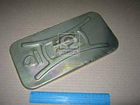 Зеркало боковое ЗИЛ 130 плоское металлическийкорп 130В-8201052