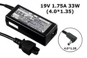 Блок питания для ноутбука Asus VivoBook X202E-CT001H X202E-CT006H 19V 1.75A 33W