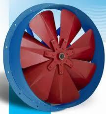 Вентилятор осьовий Bahcivan bsm 600