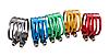 Подседельный алюминиевый CNC / ЧПУ хомут / зажим Lifetone L-329 34,9 мм антивандальный / против кражи седла