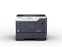 Монохромный принтер Konica Minolta bizhub 4702P формата А4. Скорость печати 47 стр/мин.
