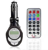 ФМ FM трансмиттер модулятор авто MP3 проигрыватель, фото 2