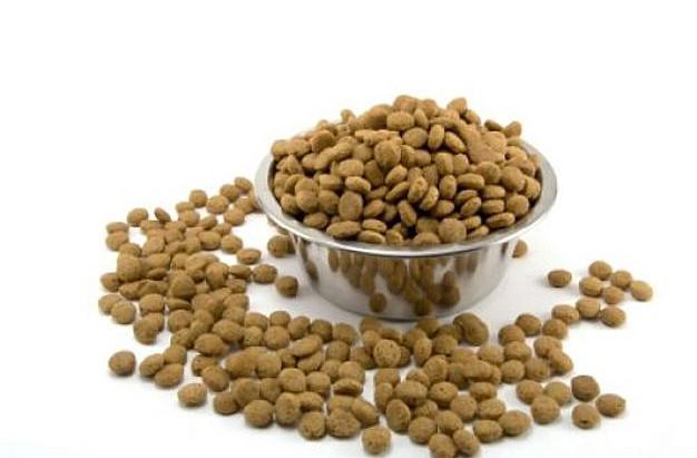 Сухие корма для собак