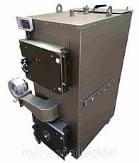 Пиролизный котел на пеллетах DM-STELLA 30 кВт, фото 2