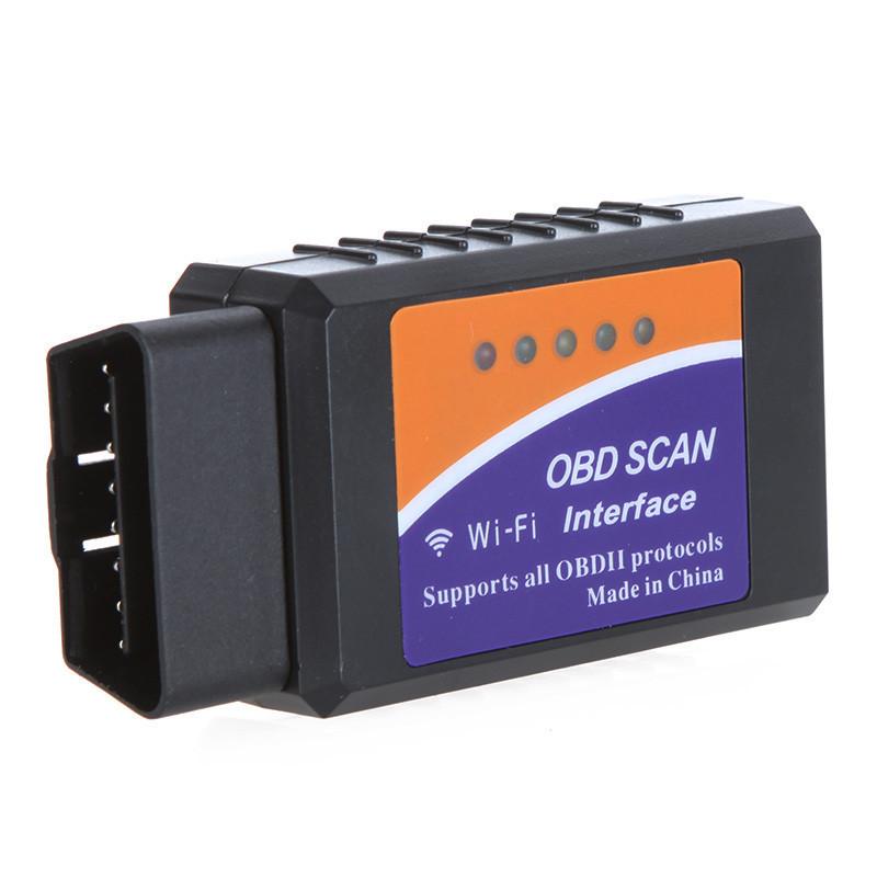 Автомобильный беспроводной диагностический сканер OBD-2 ELM327