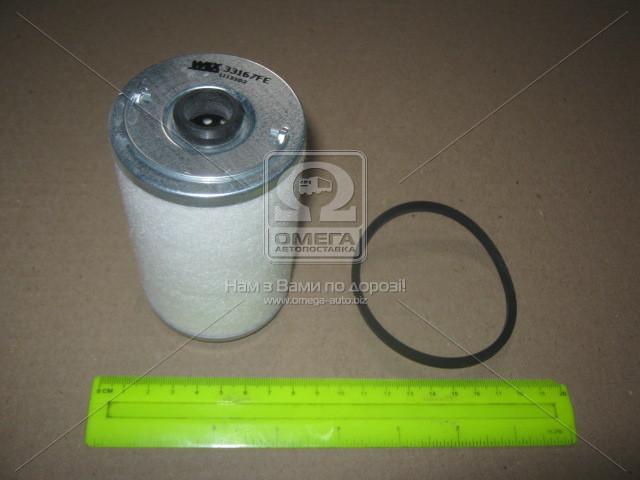 Фильтр топливный ИВЕКО (TRUCK) 33167FE /WF8155/PW813 (производство  WIX-Filtron)  33167FE